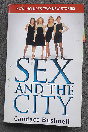 cover: sex and the city (book)